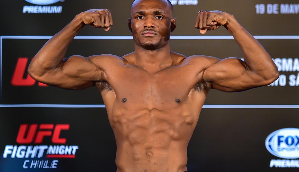 Kamaru Usman releases statement following Covington-Lawler fight talks - Covington