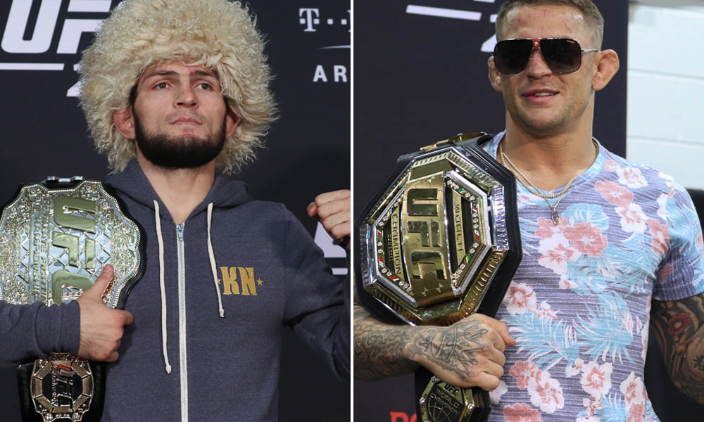 Dustin Poirier discusses upcoming fight with Khabib, talks about secret weapons -