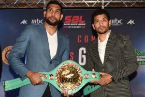 Amir Khan to fight a Australian Boxer Billy Dib after Neeraj Goyat pulls out - Khan