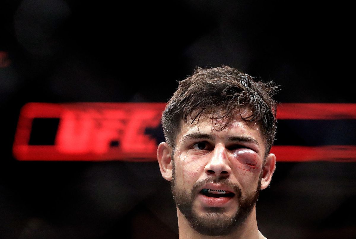 Yair Rodriguez gives an update on his future -