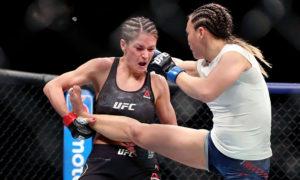 Karolina Kowalkiewicz acknowledges that her best days of fighting are behind her - Karolina