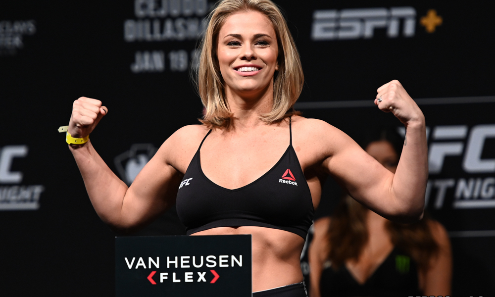 Paige VanZant open to MMA return after BKFC - Paige