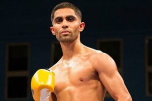 British-Indian Boxer Prince Patel to fight for Bantamweight world title - Patel