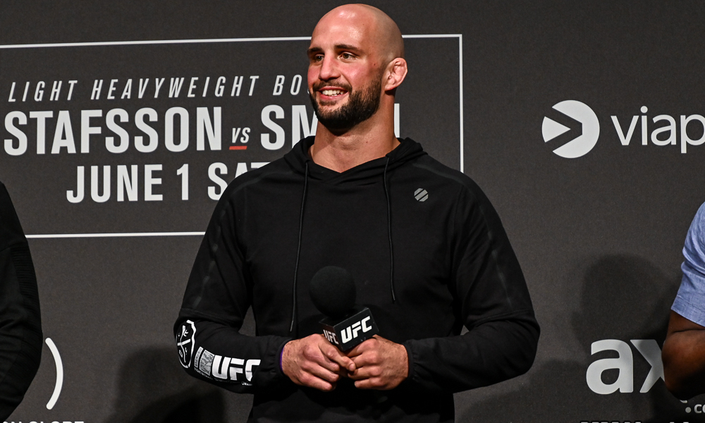 Volkan Oezdemir wants Dominick Reyes rematch after Ilir Latifi fight falls through -