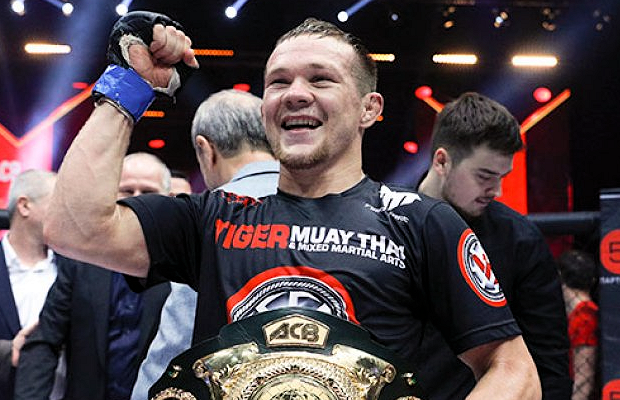 Petr Yan wants to fight for the Bantamweight belt in 2019 -
