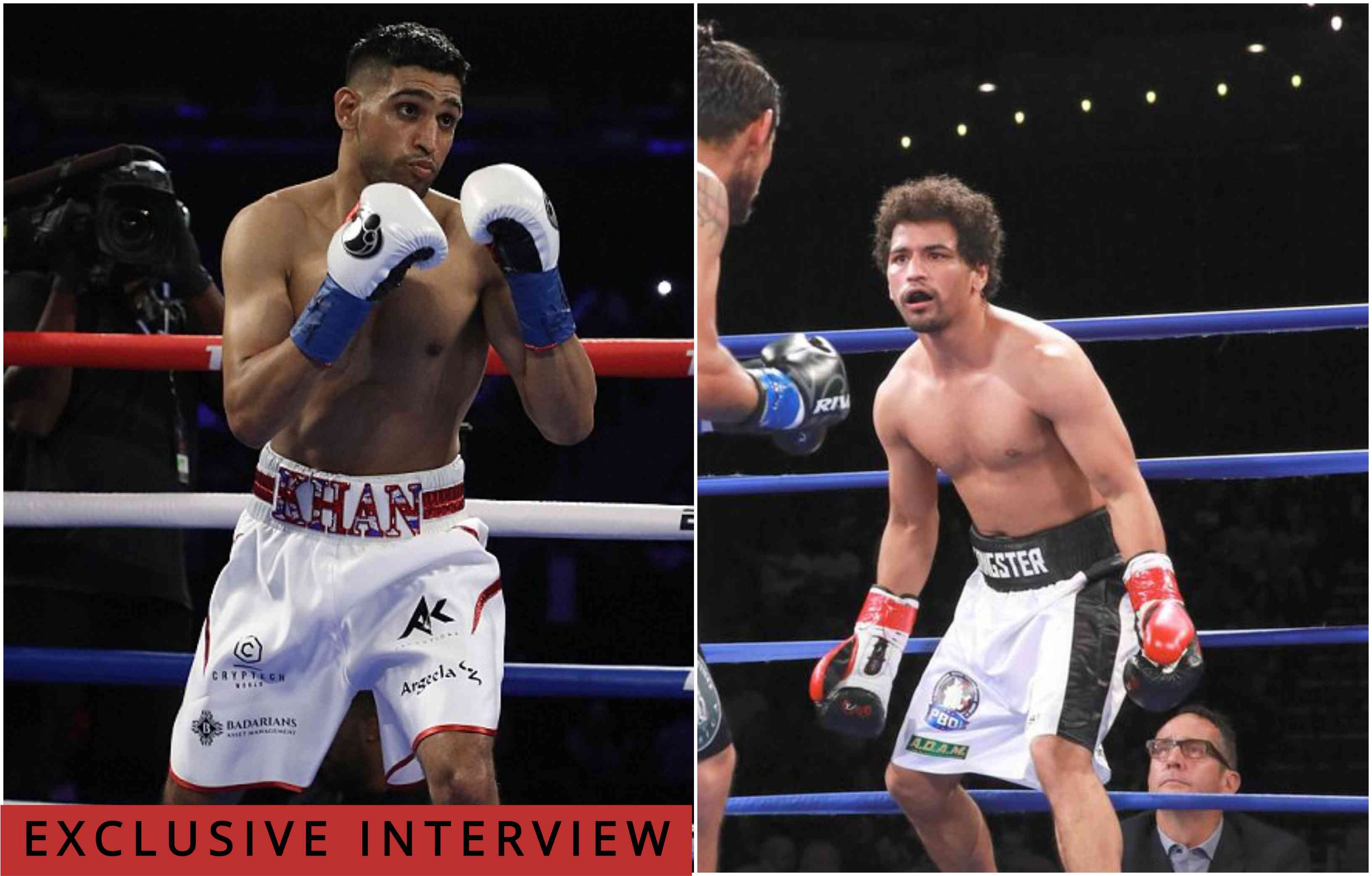 MMA India Exclusive with Neeraj Goyat: Fighting Amir Khan is history in the making - Khan