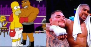 Anthony Joshua gets destroyed by Andy Ruiz and fans around the world are SHOCKED - Joshua
