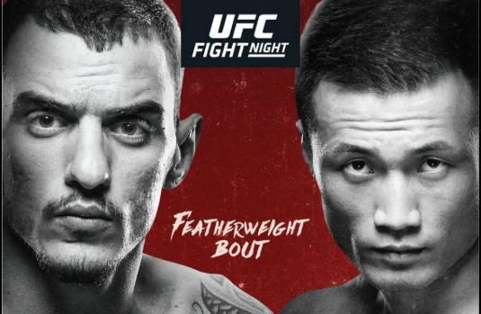 UFC Fight Night 154 -