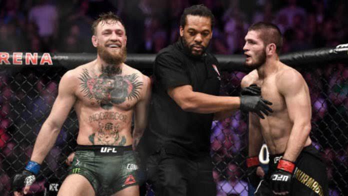 UFC: Dana White: Bet on Conor vs Khabib 2 happening - Conor