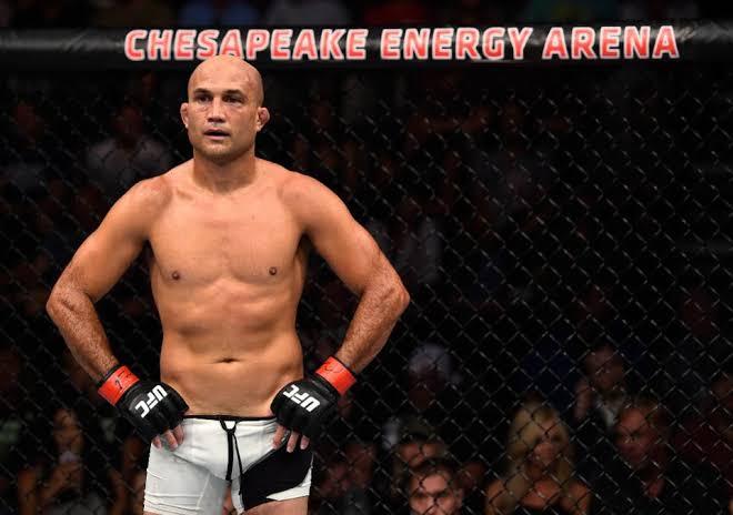 UFC: BJ Penn returns to fight - again - Penn