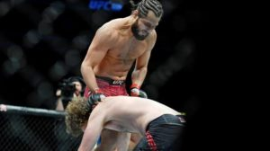 UFC: Watch: Masvidal's coach releases footage of him practicing the running knee - Masvidal