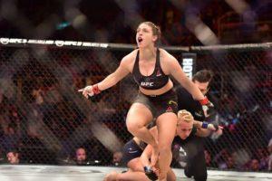 UFC: Mackenzie Dern returns to the UFC against Amanda Ribas after child birth - Dern