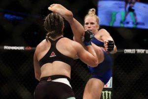 Holly Holm reveals what next for her after Amanda Nunes loss