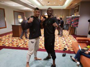 Johnny Walker claims he would KO Jon Jones in 1 round - Jones