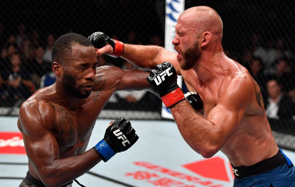 UFC Fight Night Singapore Announcement 2019 -