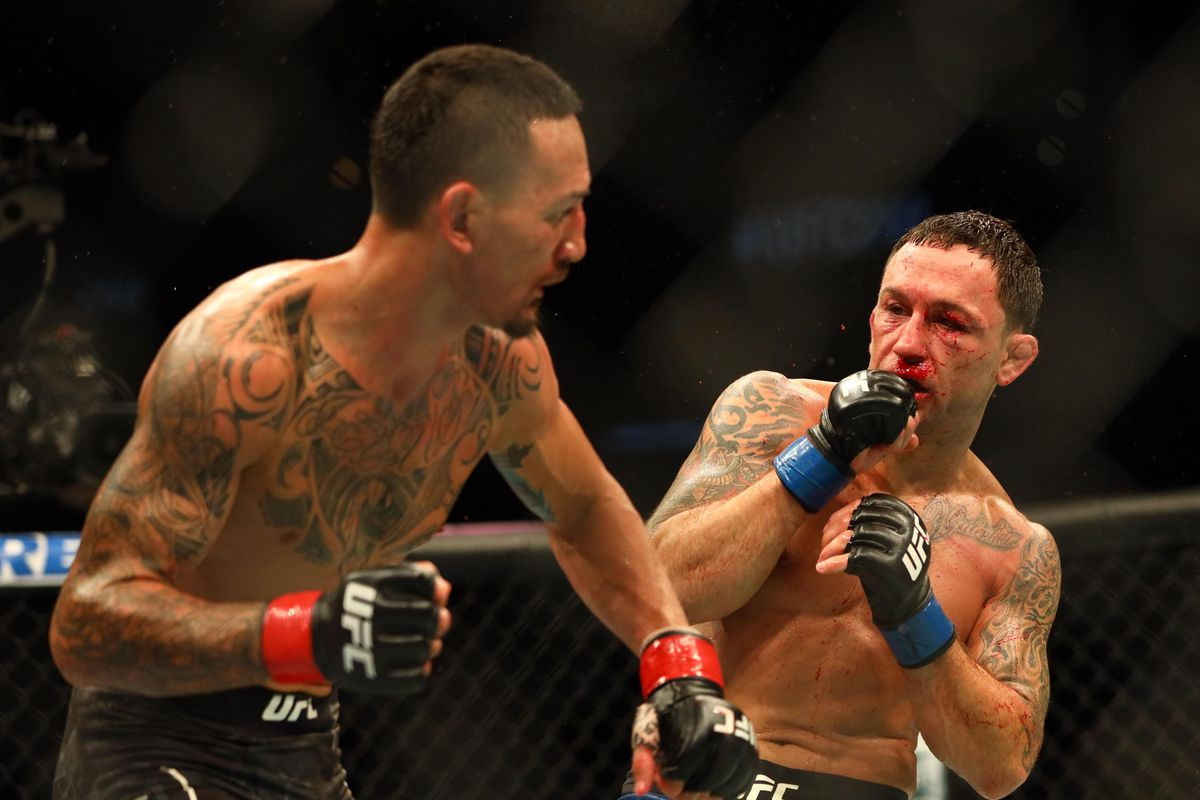 Max Holloway pays the ultimate respect to Frankie Edgar after UFC 240 - Holloway