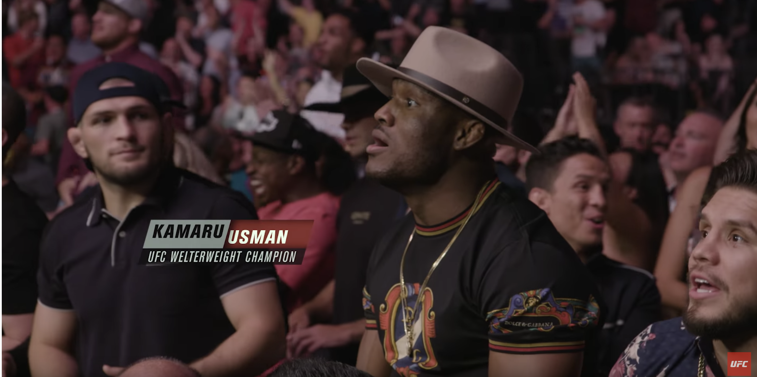 UFC 239: The Thrill and the Agony - Sneak Peek -
