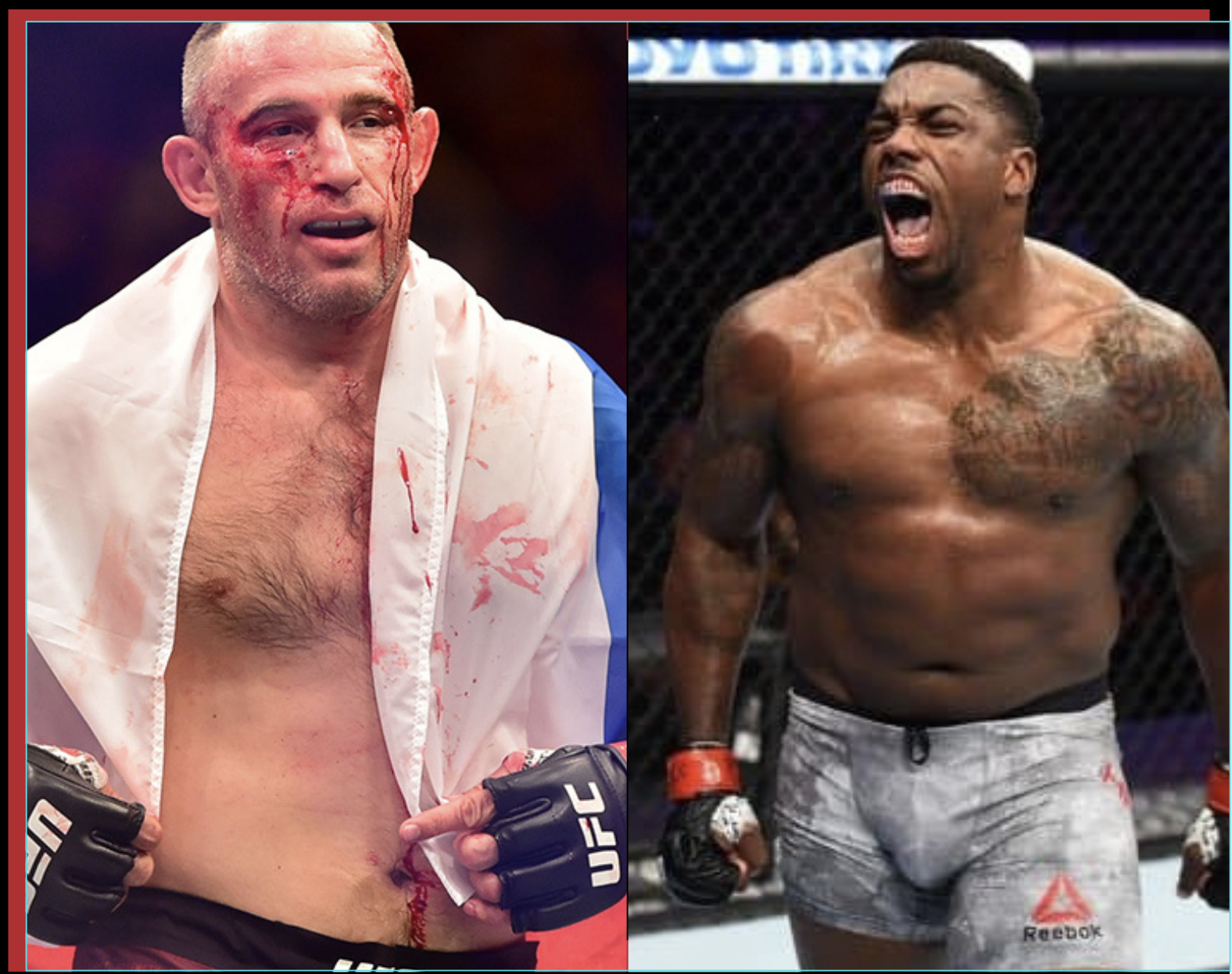 Who wins this Co-Main Event at #UFCSanAntonio -