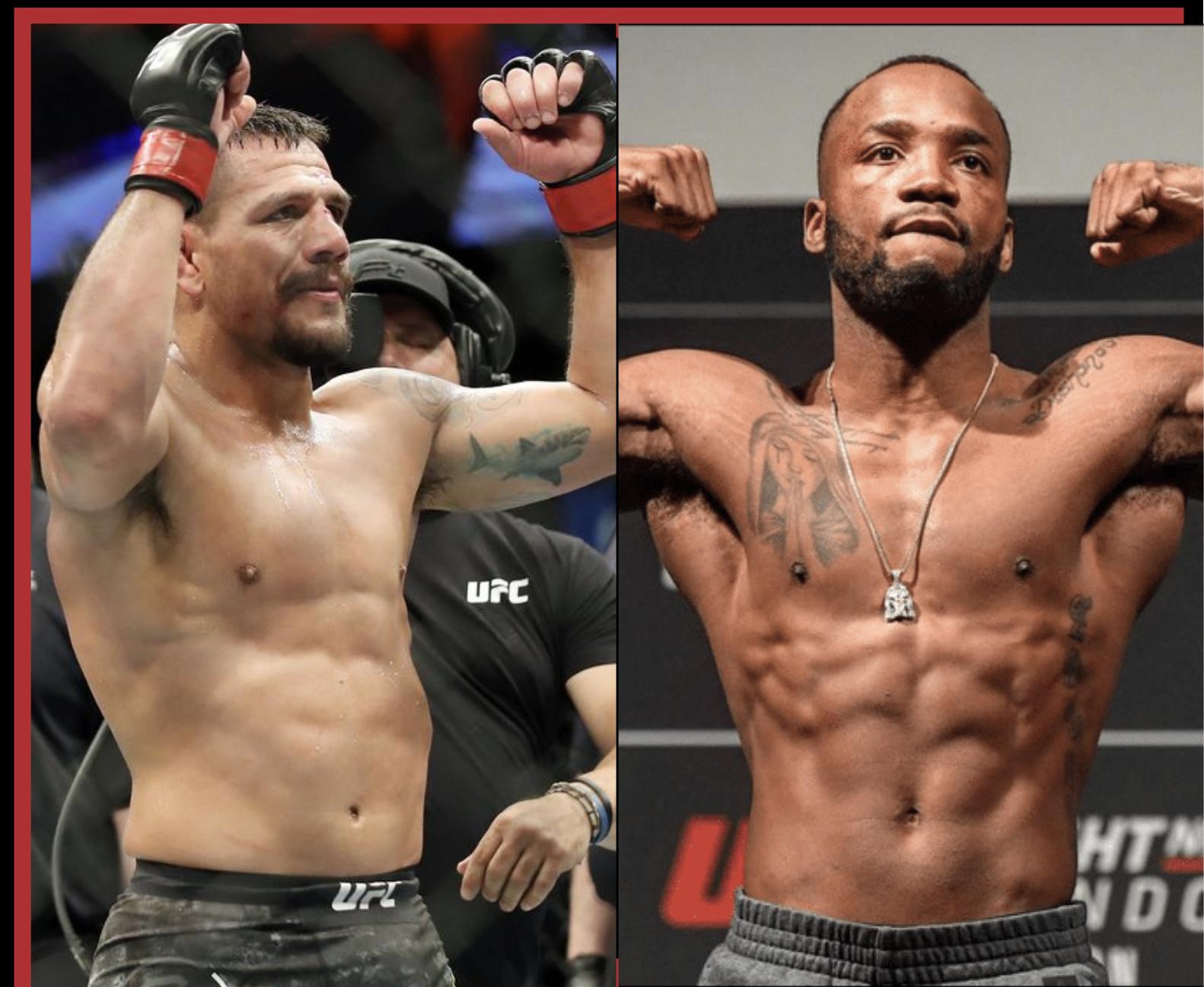 Who wins this Main Event at #UFCSanAntonio -