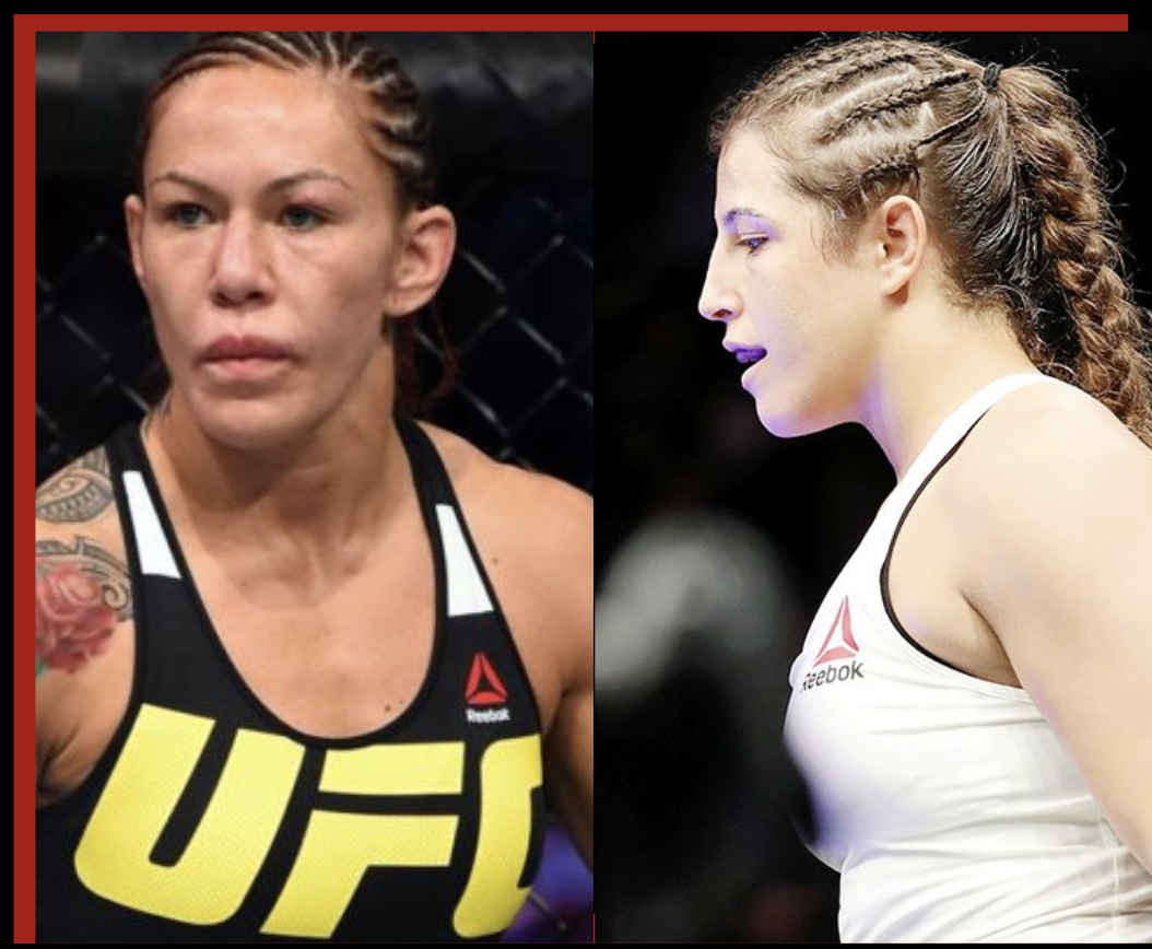WHo wins this Co-Main Event at UFC240 -