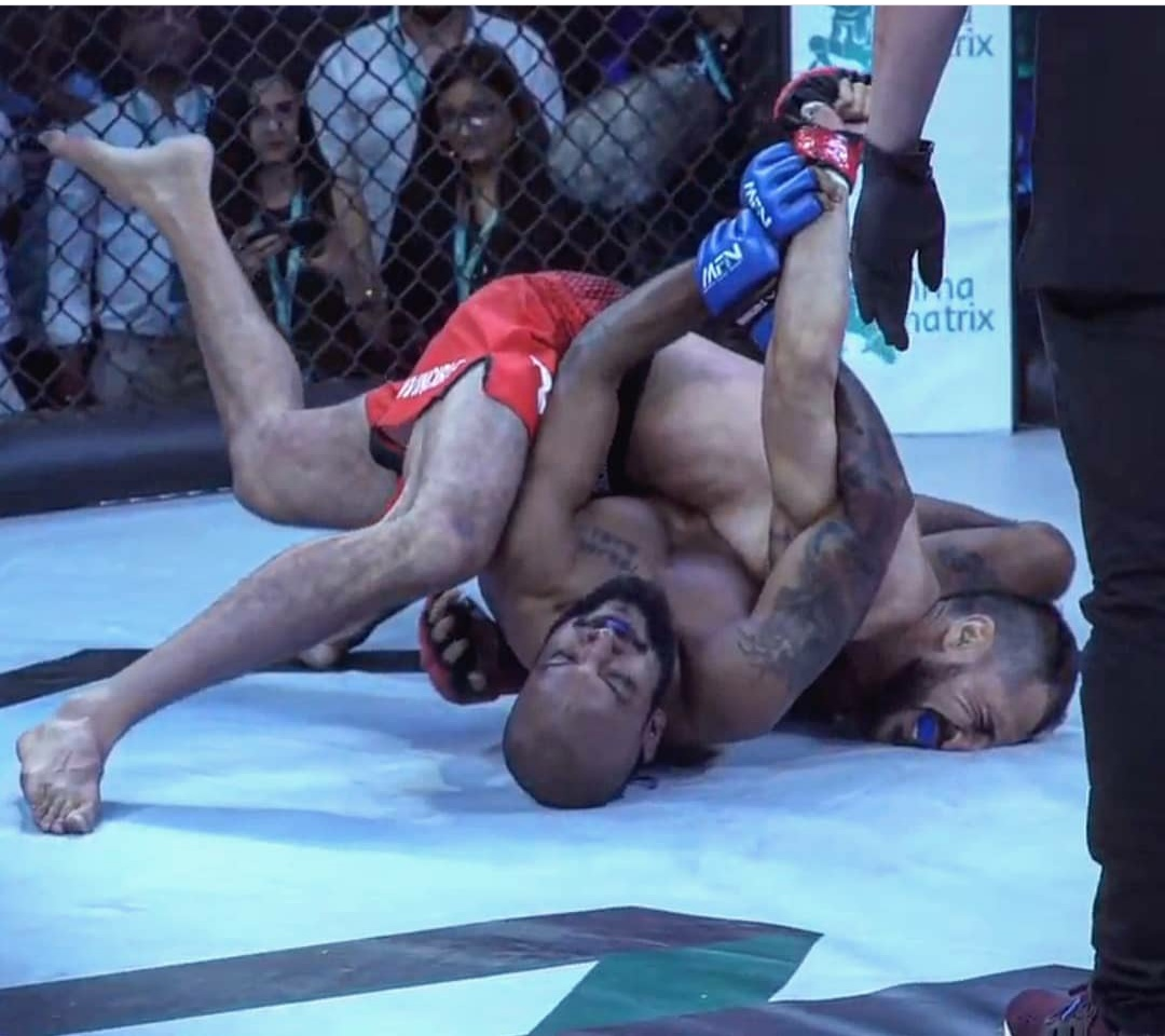Friday Fighter of the Week : Srikant Sekhar -