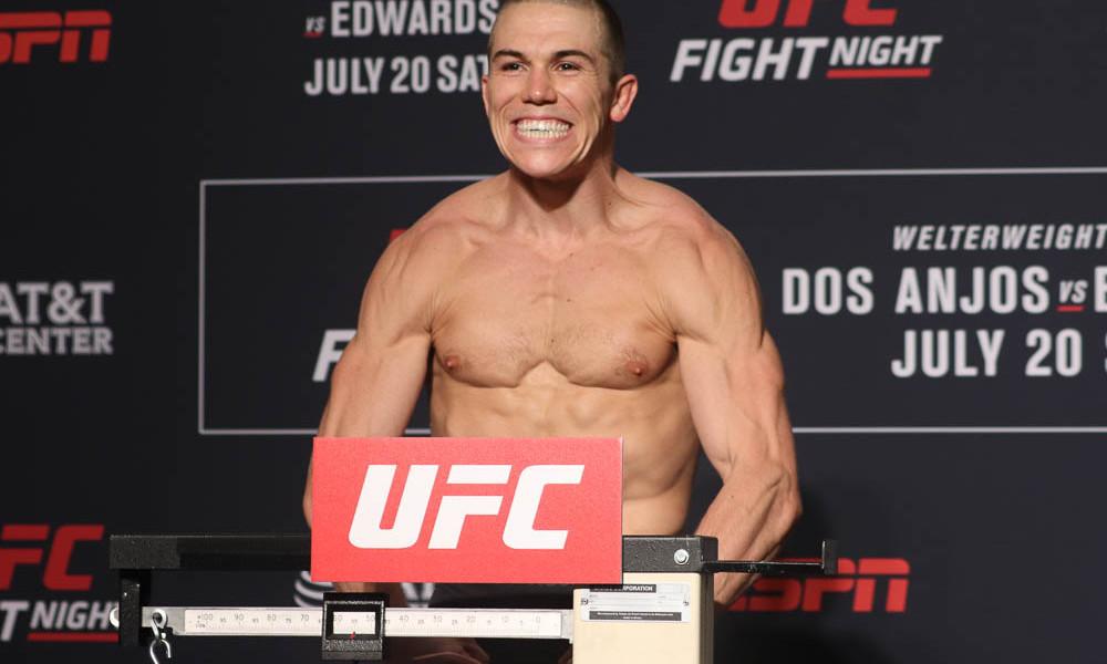 UFC on ESPN 4 Results - Alexander Hernandez Gets a Decision Win Over Francisco Trinaldo -
