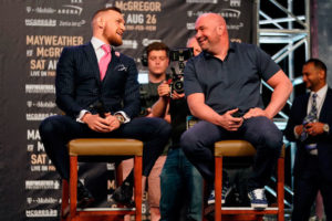 Dana White : There will never be another Conor McGregor - McGregor