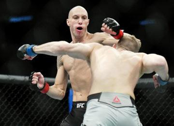 UFC Fight Night-San Antonio-Vick vs Hooker