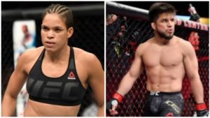 Michael Bisping would put money on Amanda Nunes beating Henry Cejudo - for real - Cejudo