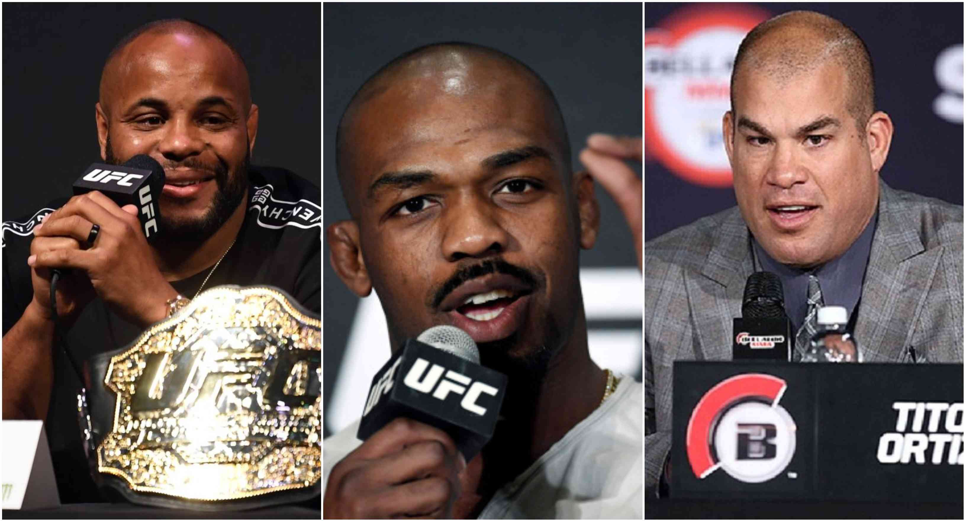 Tito Ortiz sincerely apologises to Jon Jones and DC for 'disrespectful' comments - Ortiz