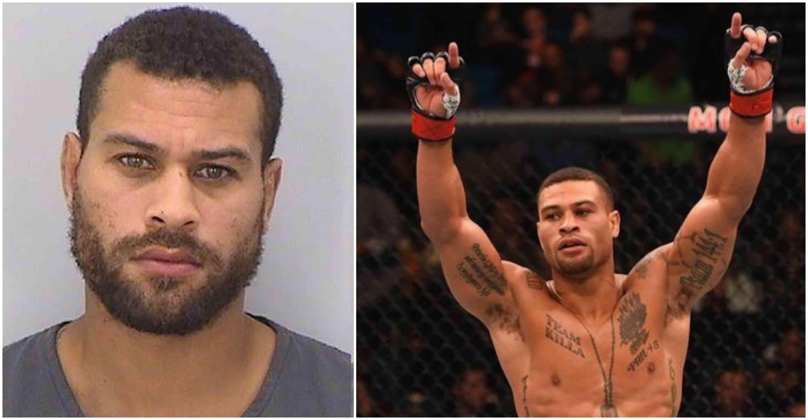UFC vet Abel Trujillo arrested for child porn - Trujillo