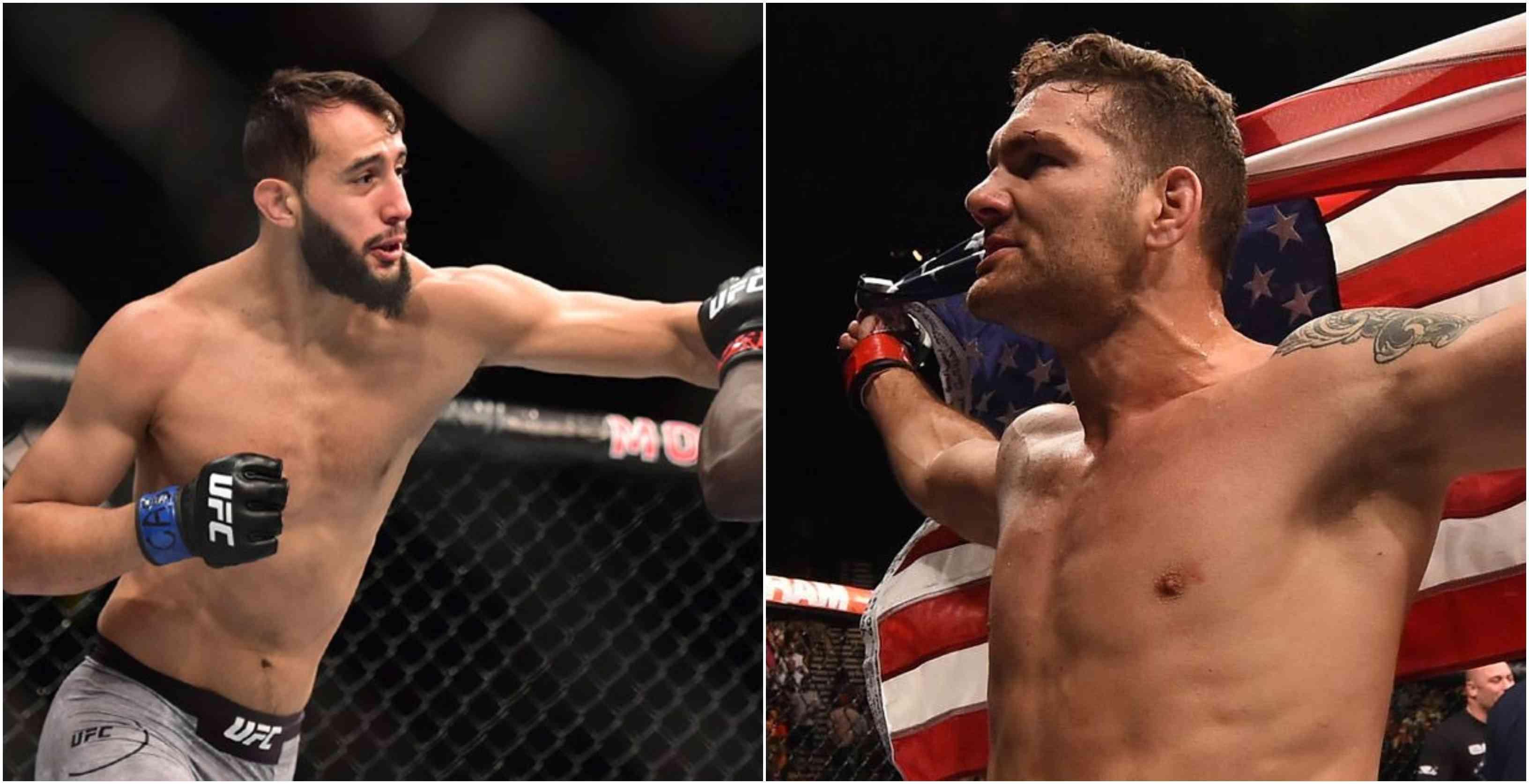 Chris Weidman vs Dominick Reyes set for UFC Boston on October 18 - Weidman