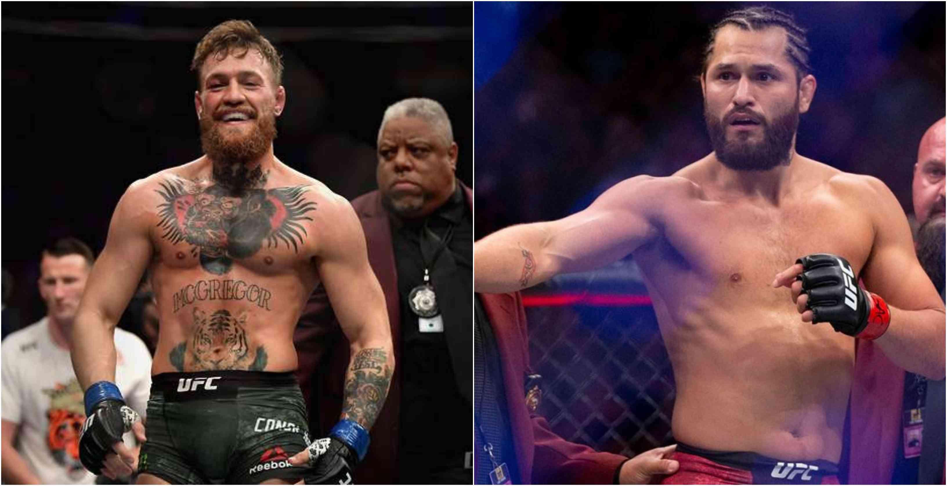 Jorge Masvidal wants to 'break Conor McGregor's face' next - Masvidal