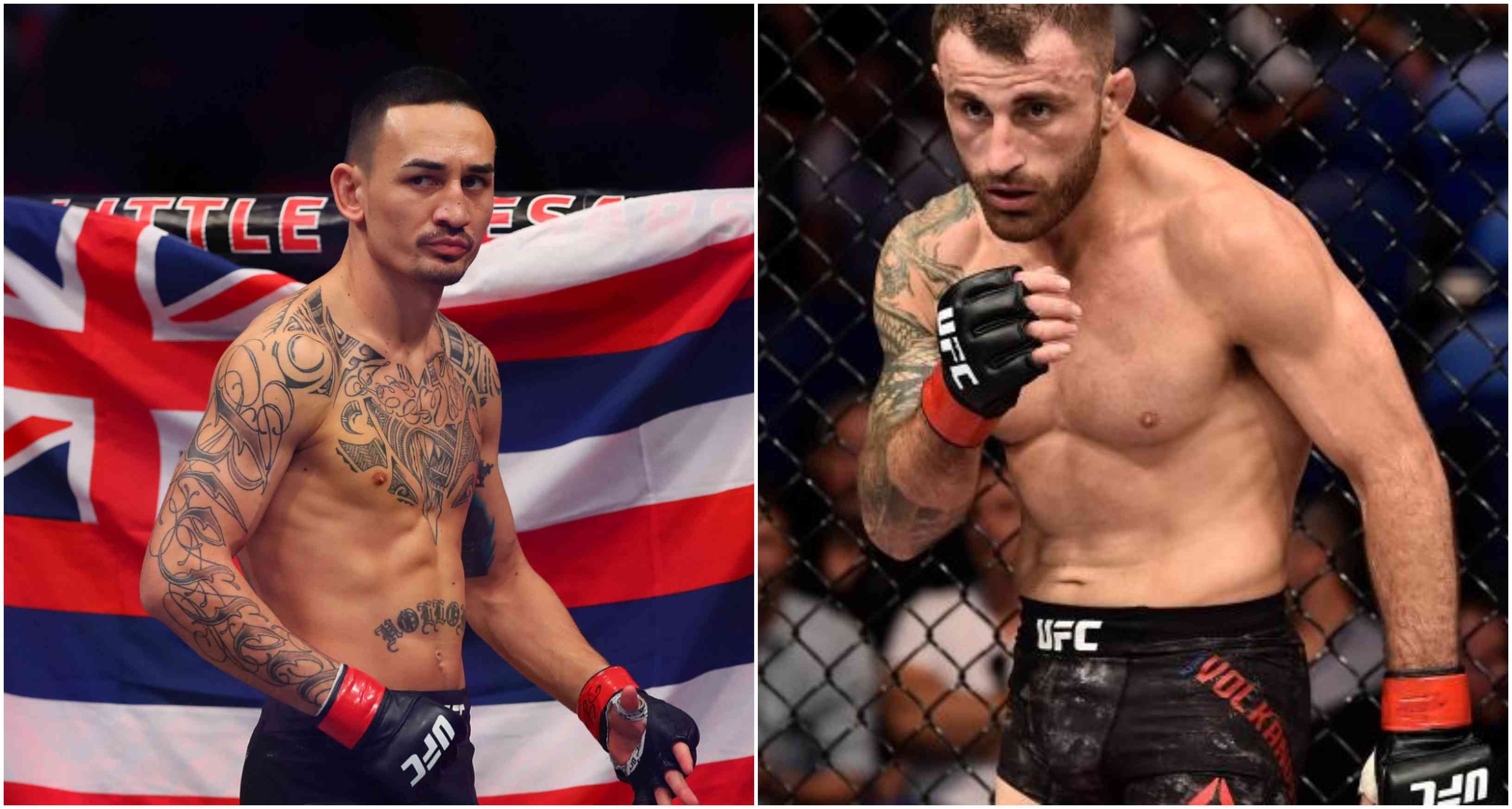 Max Holloway says UFC 243 fight against Alex Volkanovski depends on doctors - Holloway