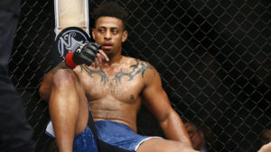 Greg Hardy has a message for his haters after UFC San Antonio win - Hardy