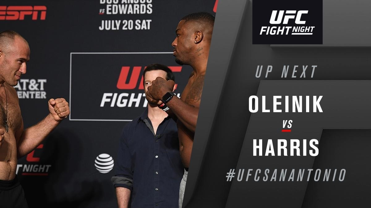 UFC on ESPN 4 'Dos Anjos vs. Edwards' - Play by Play Updates & LIVE Results -