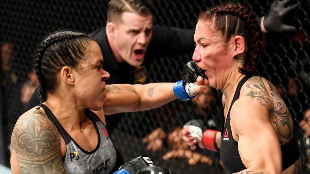 Dana White says Cyborg won't fight Nunes again because she's 'afraid to lose' - Cybrorg