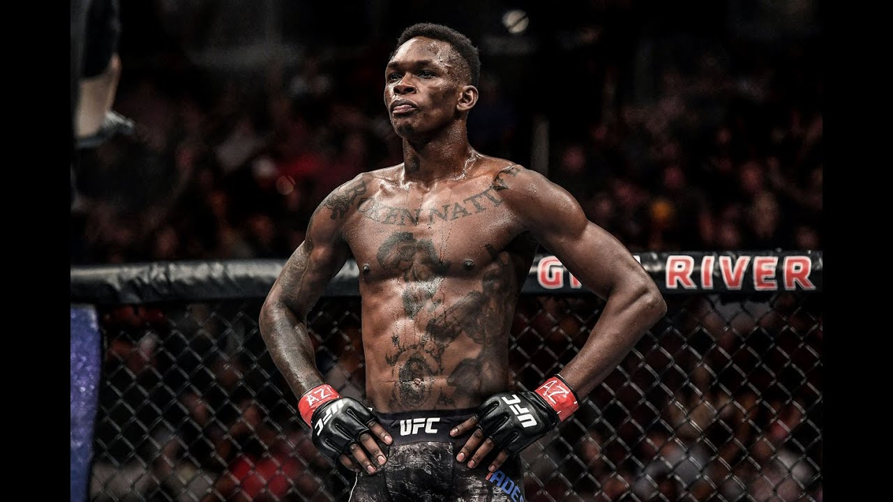 Watch: Isreal Adesanya unimpressed with Jon Jones' victory against Thiago Santos - Israel Adesanya