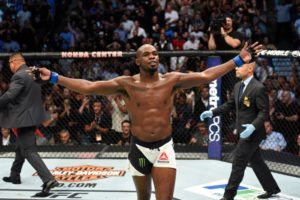 Jon Jones reiterates his gameplan after Thiago Santos fight - Jon Jones