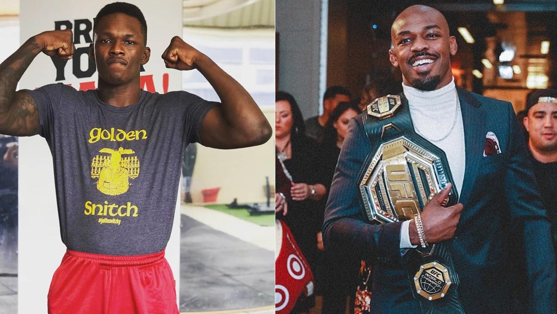 """Israel Adesanya weighs in on Jon Jones' UFC 239 fight; Jones responds"""" - Adesanya"""