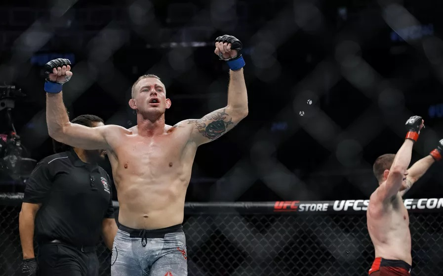 UFC 240 Results - Krzysztof Jotko Eke's Out a Split Decision Win Over Marc-Andre Barriault -