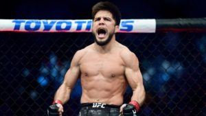 Dana White wants Henry Cejudo to defend 135 pound belt first - Cejudo