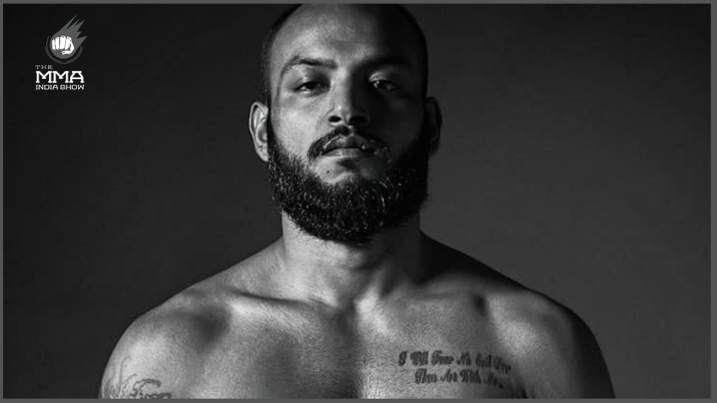 Srikant Sekhar's explosive exclusive interview with MMA India - Srikant Sekhar