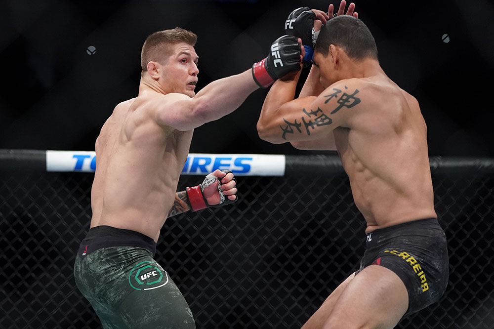 UFC Fight Night 155 Results - Marvin Vettori Takes Cezar Ferreira to Striking School, Wins via Unanimous Decision -