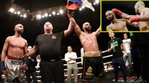 BKFC fight between Artem and Paulie does exceptionally well in PPV buys - BKFC