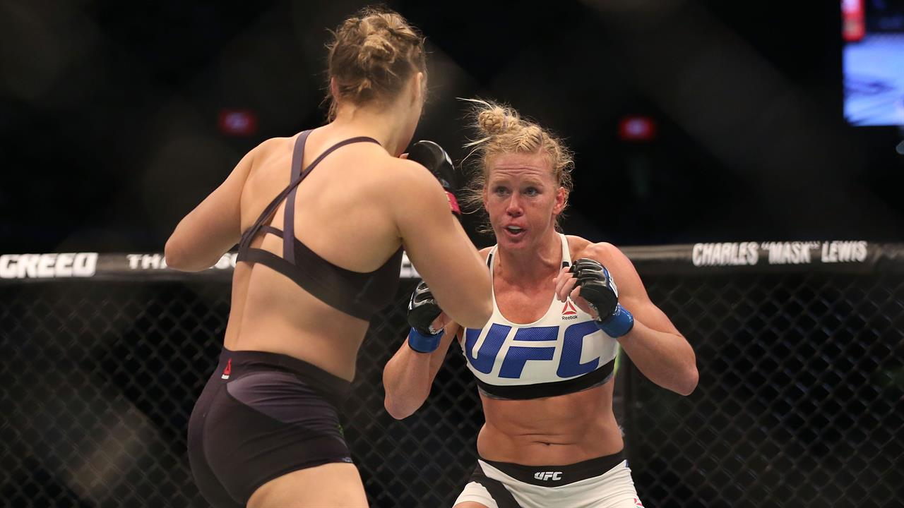 Holly Holm reveals what next for her after Amanda Nunes loss - Holm