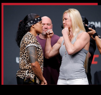 Who wins this Co-Main Event? #UFC239 -