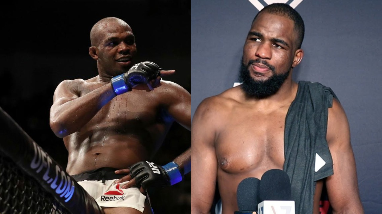 Corey Anderson to Jon Jones: I want all of the smoke! - Anderson