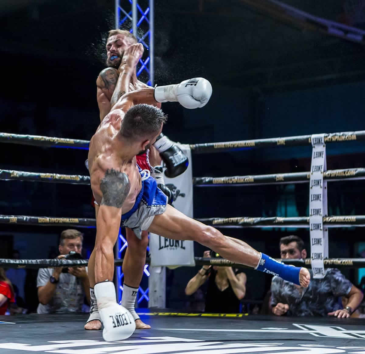 Antonio Campoy crowned WKN European Lightweight champion at Fight for Glory in Badalona -