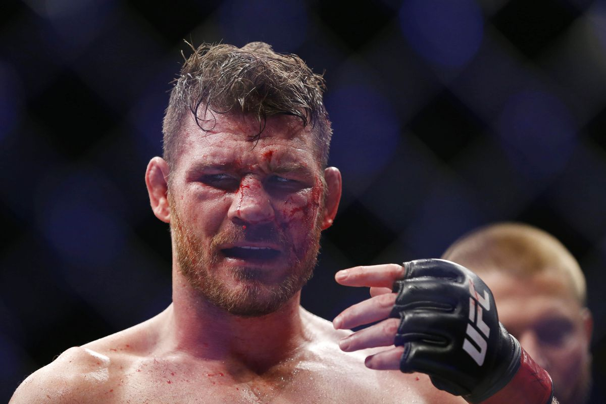 Michael Bisping reveals about his time in maximum security prison - Biping